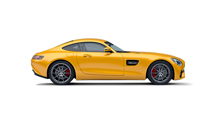 Coupe AMG GT