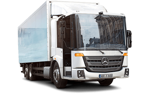 Mercedes-Benz Econic Distribution